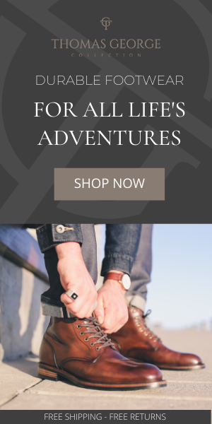 Thomas George Collection - Durable For All Life's Adventures - Turon Boots